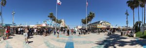 Filming Locations Venice Beach